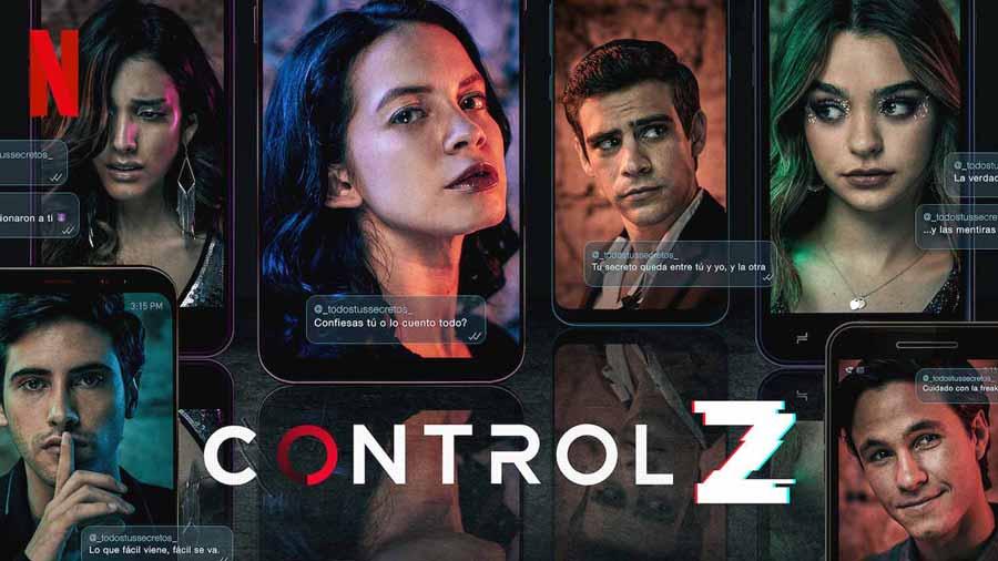 سریال Control Z (کنترل زد)