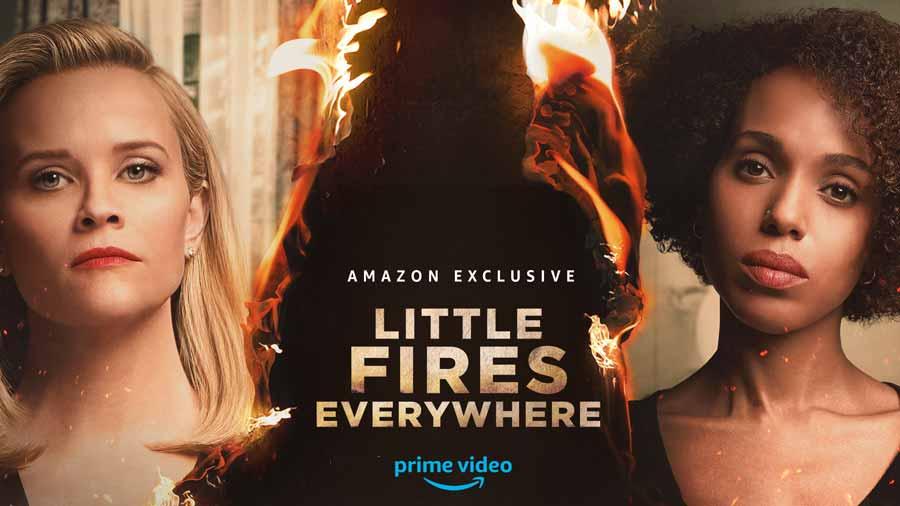 مینی سریال Little Fires Everywhere (آتشهای کوچک در همه جا)