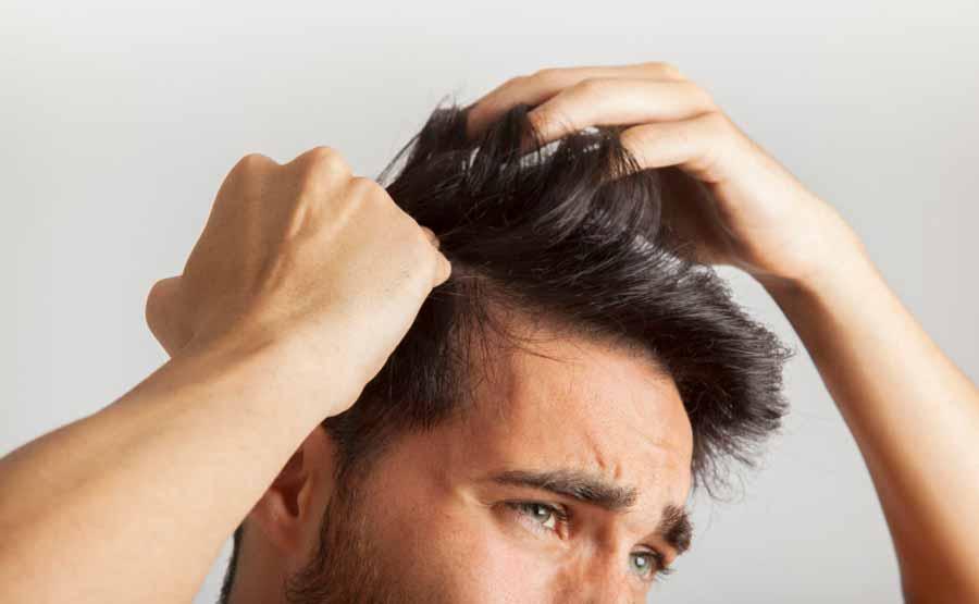 عوارض واکس مو
