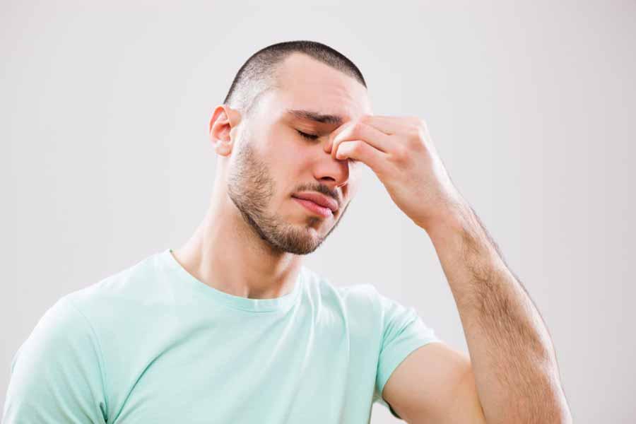 آیا گرفتگی بینی از علائم کرونا است؟