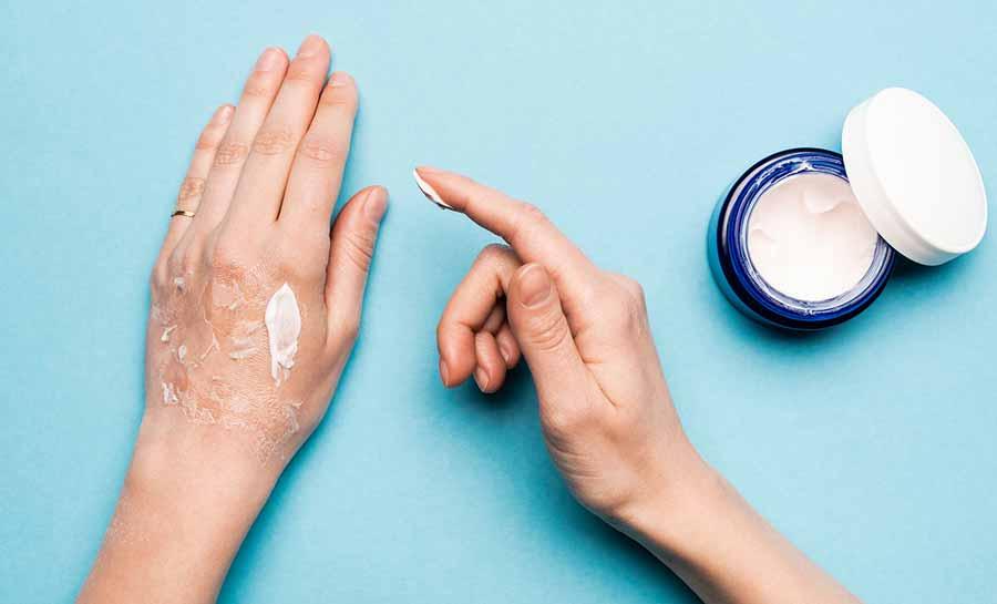 از بین بردن خارش پوست