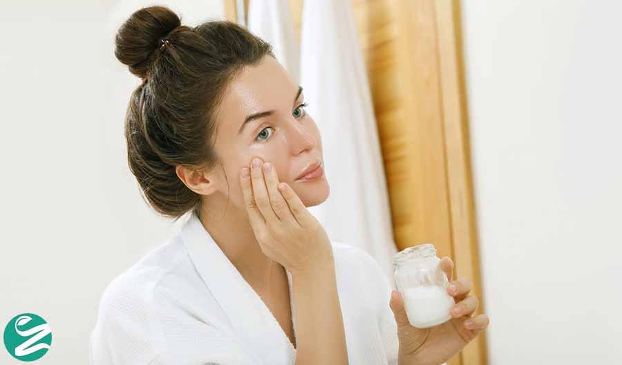 خواص روغن نارگیل برای پوست + روش استفاده