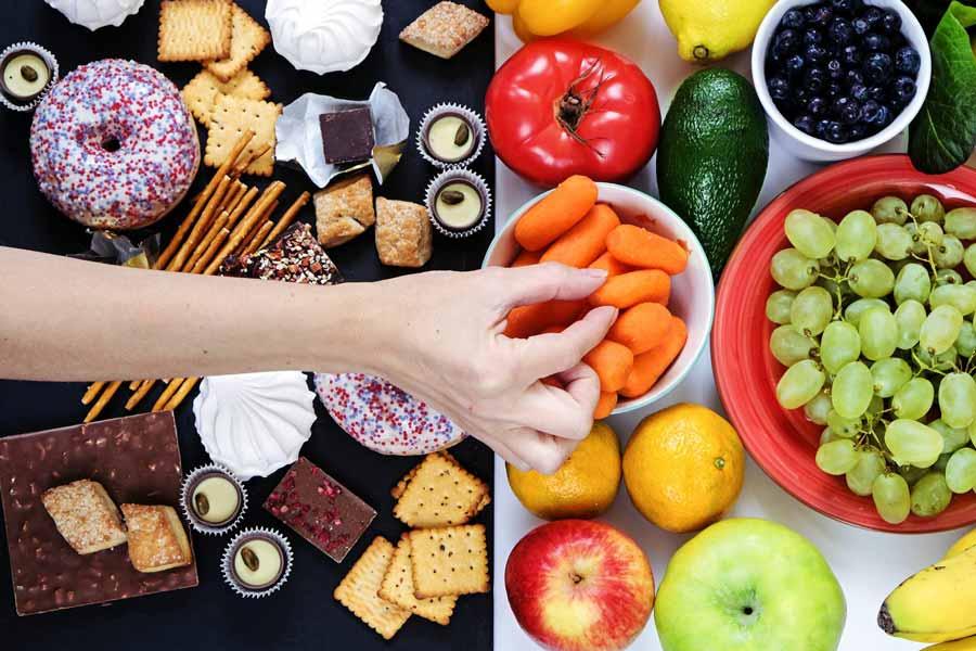غذاهای مناسب در رژیم افزایش وزن