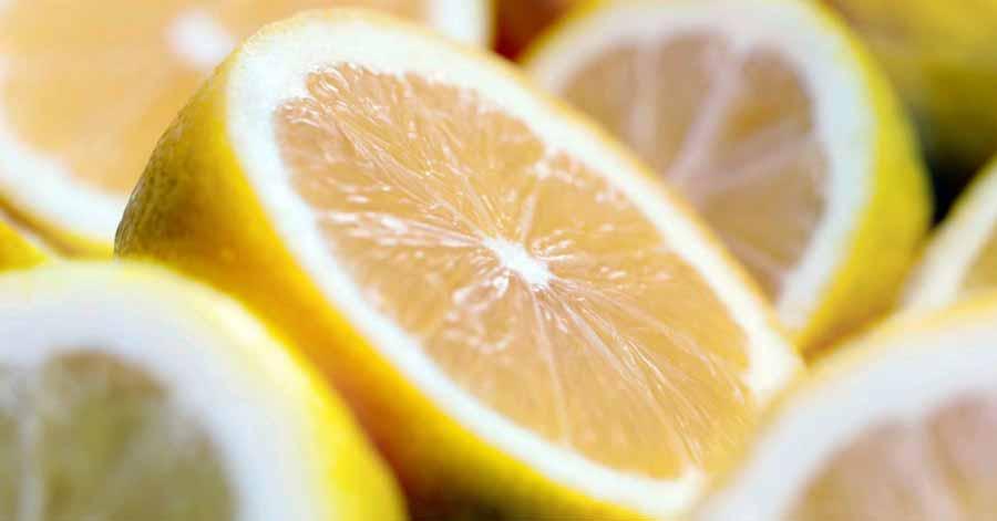 از بین بردن چربی مو با لیمو
