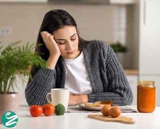 غذاهای مفید برای مقابله با افسردگی