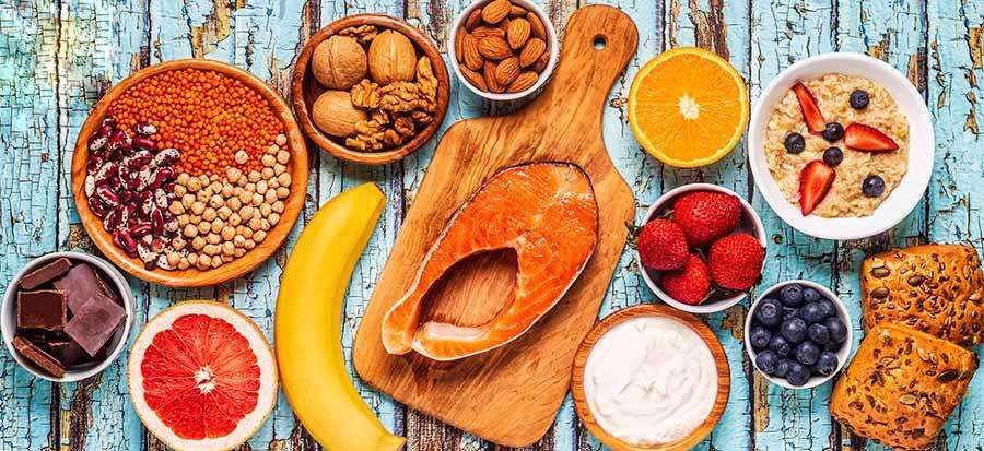 غذاهایی که با افسردگی مبارزه می کنند