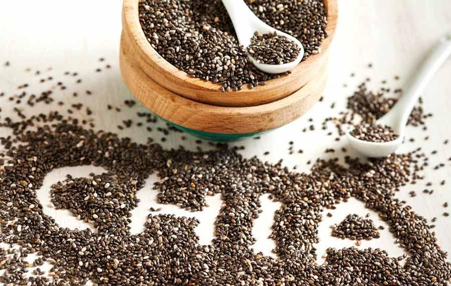 مصرف چیا و دانه کتان برای مقابله با افسردگی