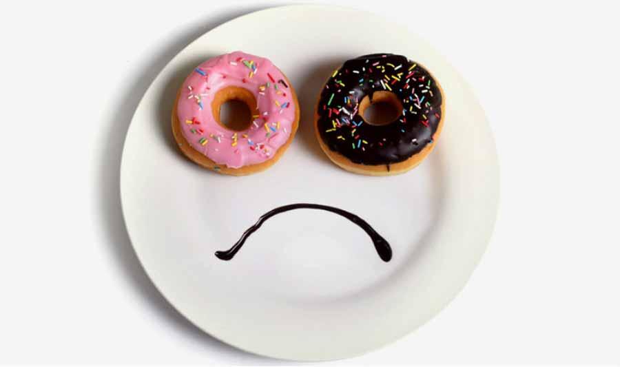 غذاهای مضر برای افسردگی