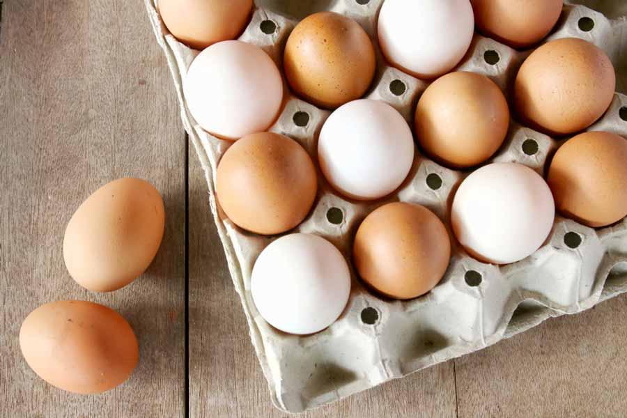 خوردن تخم مرغ برای مقابله با افسردگی