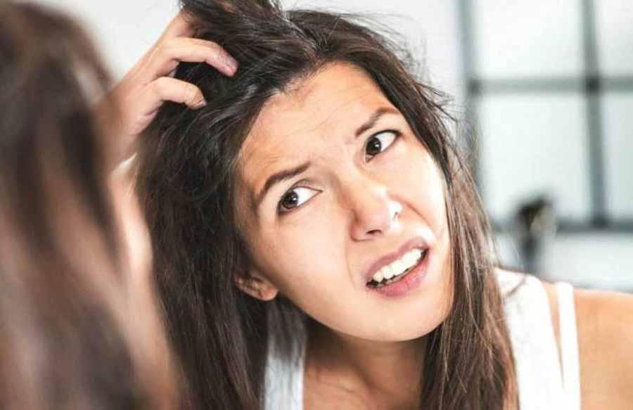 علت اصلی چرب شدن موها