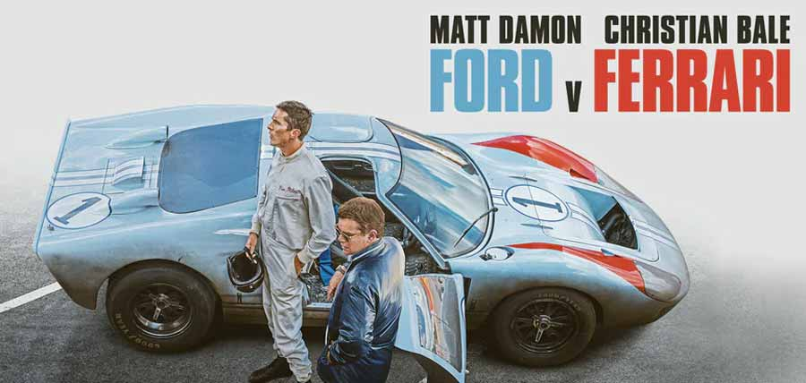 فیلم Ford v Ferrari (فورد در برابر فراری)
