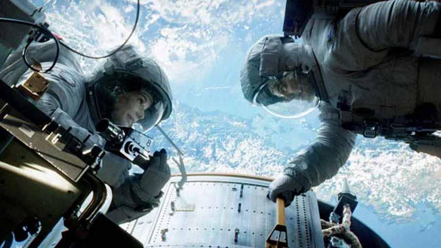 فیلم Gravity (جاذبه)