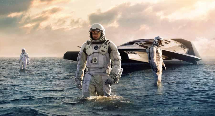 فیلم Interstellar (میانستارهای)