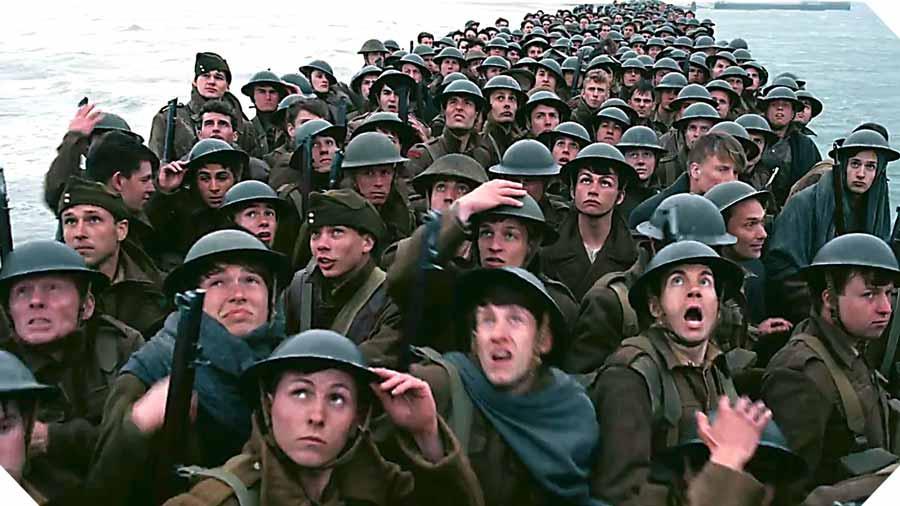 فیلم Dunkirk (دانکرک)