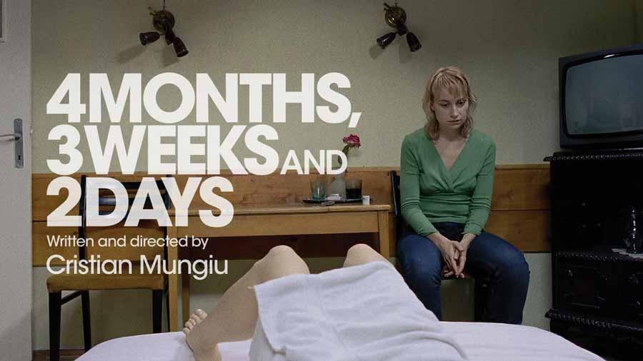 فیلم 4 Months, 3 Weeks and 2 Days (چهار ماه، سه هفته و دو روز)