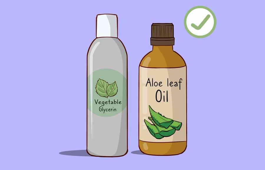 برای جلوگیری از چرب شدن موها، از محصولات بدون چربی یا بدون روغن استفاده کنید