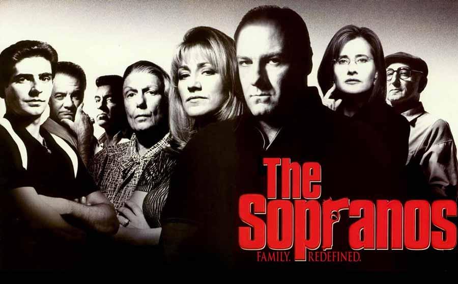 سریال The Sopranos (سوپرانوز)