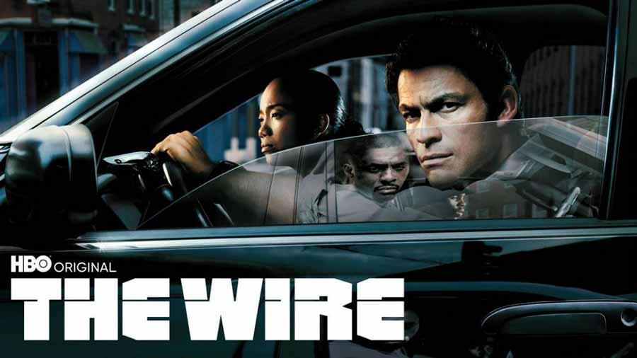 سریال The Wire (وایر)