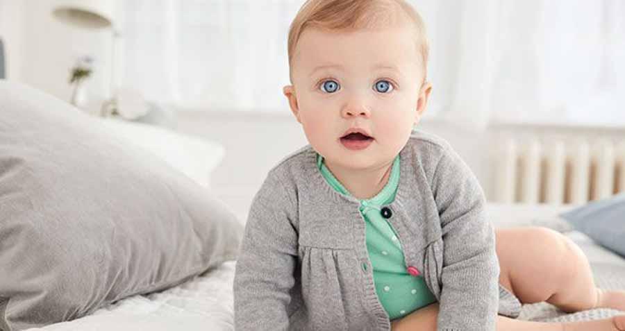 راهنمای خرید ست لباس پاییزه برای نوزادان